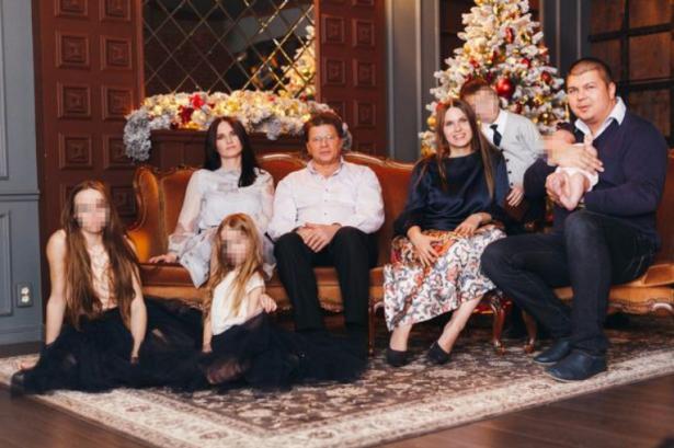 famille de la victime