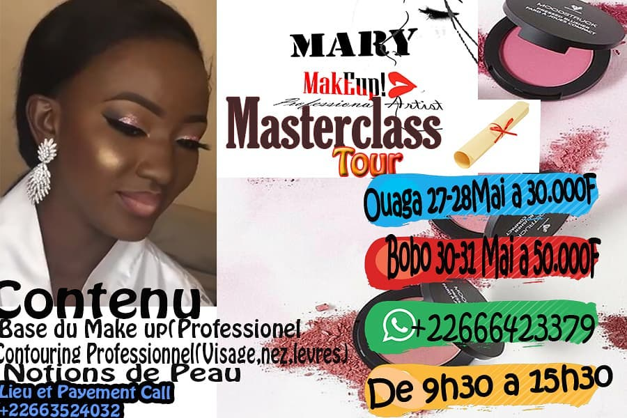 Mary Makeup